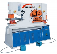 SUNRISE Model IW Dual-Cylinder Ironworkers